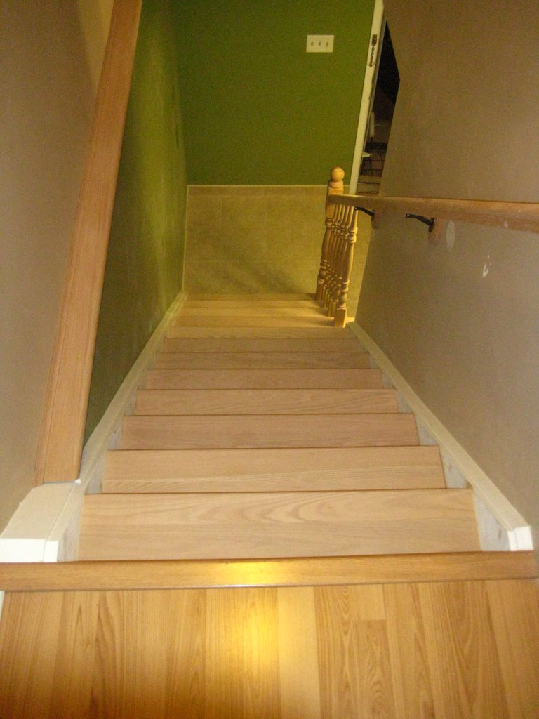 Wood Working Services, Custom Designed Stairs And Installation, Staircase Capping & Restoration - Img 7253