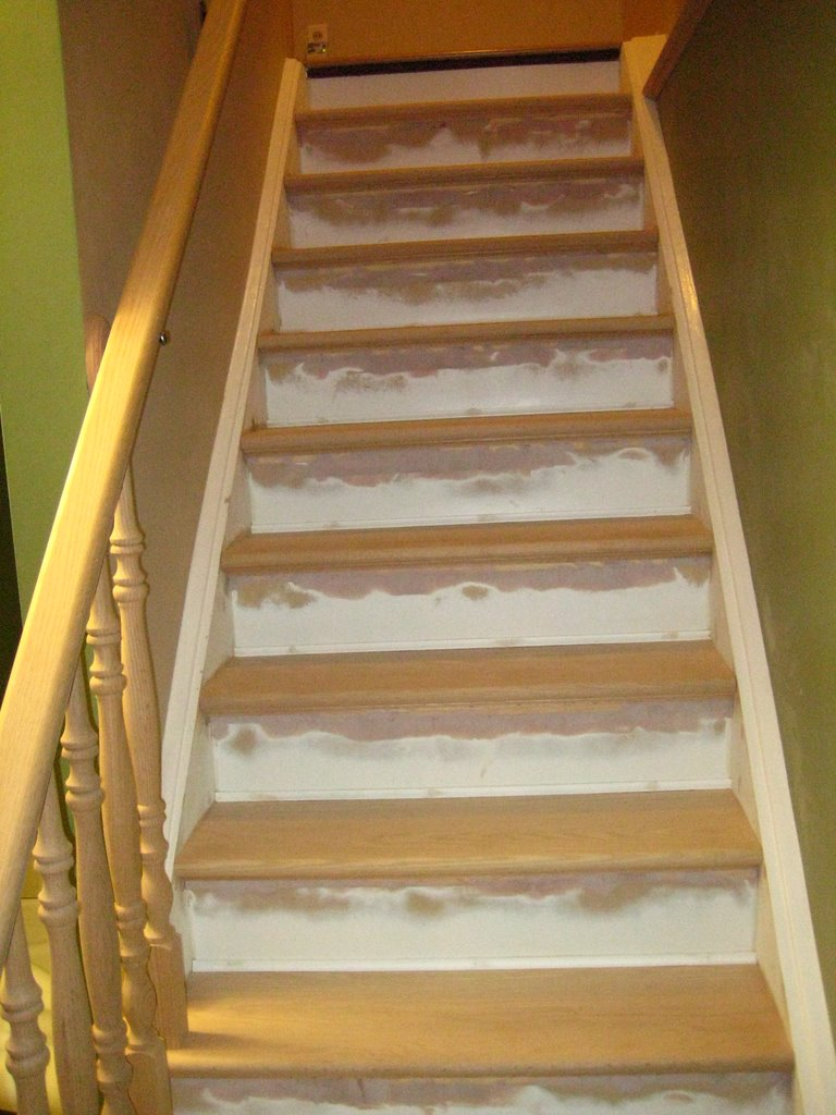 Wood Working Services, Custom Designed Stairs And Installation, Staircase Capping & Restoration - Img 7258